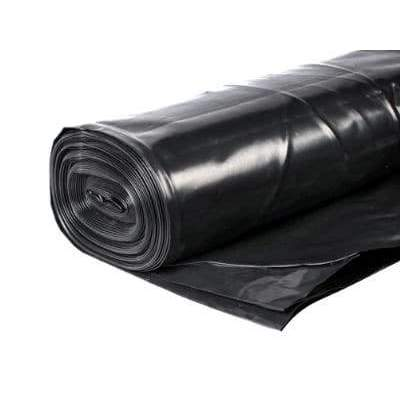 1000 Gauge Polythene DPM 250mu (25m x 4m) - Build4less Building Materials