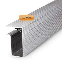 Load image into Gallery viewer, Alupave Fireproof Flat Roof & Decking Side Gutter - All Sizes - Clear Type Flooring