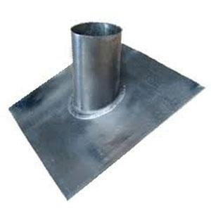 Lead Slate 5 Inch 450mm x 450mm Base - 30 Degree - Calder Roofing