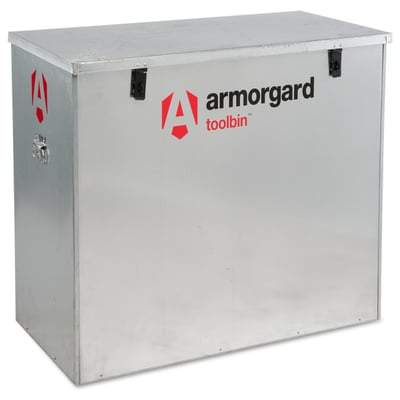 Medium Lightweight Storage ToolBin GB3 1190 x 585 x 850mm - Armorgard Tools and Workwear