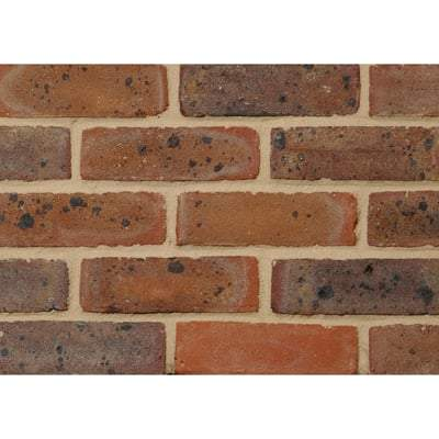 1st Quality Multi Stock Facing Brick 65mm x 215mm x 102.5mm (Pack of 400) - Michelmersh Building Materials