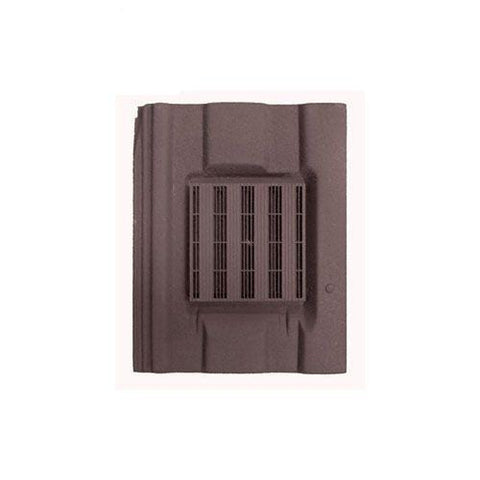 Lowline Redland Renown Vent Smooth Brown