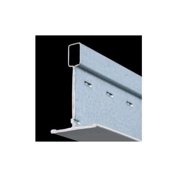 24mm White Ceiling Tile Grid T24 Main Bar 3600mm (Box of 20)