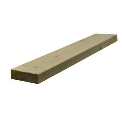 "47mm x 150mm (6""x2"") Imported C16 Carcassing - 4.8m (16ft) - Build4less Timber"