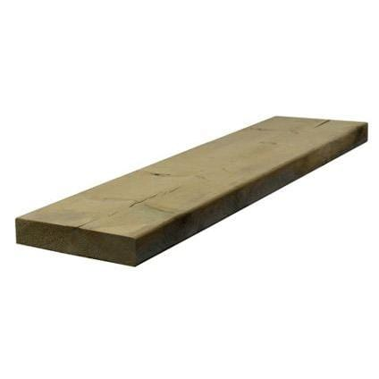 "47mm x 200mm (8""x2"") Imported Treated C16 Carcassing - 4.8m (16ft) - Build4less Timber"