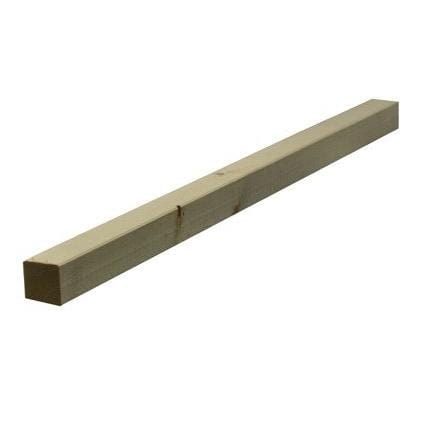 "47mm x 50mm (2""x2"") Imported C16 Carcassing - 4.8m (16ft) - Build4less Timber"