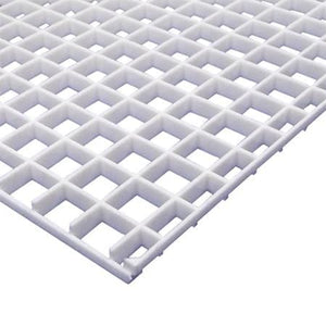 Opal Eggcrate Louvres 600mm x 600mm - Build4less Building Materials