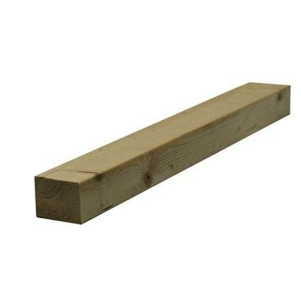 "75mm x 100mm (4""x3"") Imported C16 Carcassing - 4.8m (16ft) - Build4less Timber"