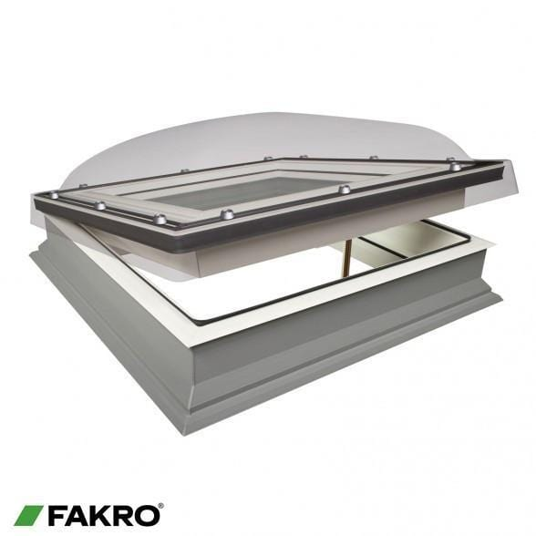 FAKRO DEC-C P2 Electrical Flat Roof Window - All Sizes