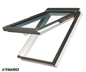 FAKRO PPP-V P2 White PVC PreSelect Window - All Sizes - Fakro Roofing