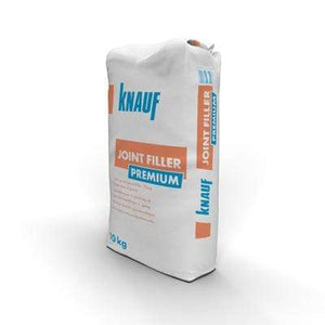 Knauf Premium Joint Filler 10Kg - Knauf Building Materials