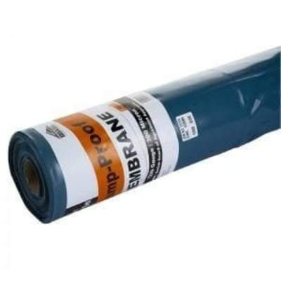 Damp Proof Membrane Black (25m x 4m) - All Sizes - NDC Polythenes Drainage