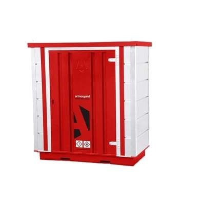 Forma-Stor COSHH Walk In Storage Unit - All Sizes - Armorgard Tools and Workwear