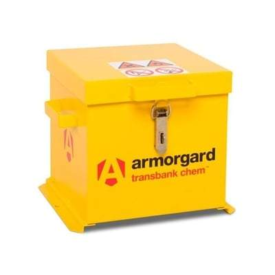 TransBank Chemical Storage Chest TRB1C, TRB2C, & TRB4C - Armorgard Tools and Workwear