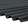 Corrapol-BT Corrugated Roofing Sheet 930 X 2000mm - All Colors - Clear Amber Roofing