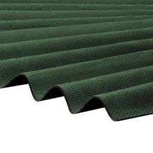 Load image into Gallery viewer, Corrapol-BT Corrugated Roofing Sheet 930 X 2000mm - Green - Clear Amber Roofing