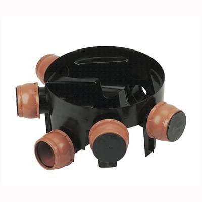 Inspection Chamber Base Adjustable Inlets