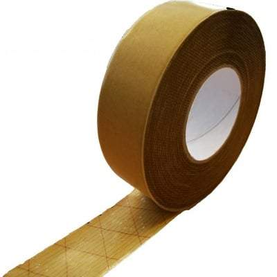 Double Sided Lap Tape 50mm x 50m - Novia Insulation