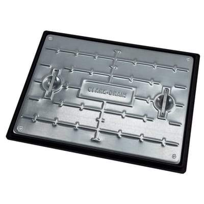 Double Sealed Manhole Cover and Frame - 5 Tonne GPW - (All Sizes) - Clark-Drain Drainage