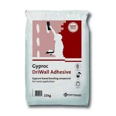 DriWall Adhesive 25kg bag - British Gypsum Building Materials