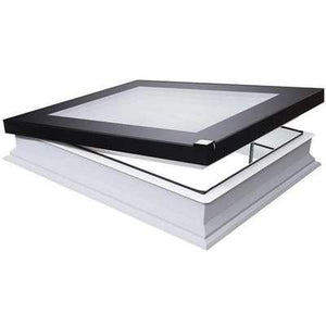 FAKRO DMF-D U6 Secure Manual Flat Roof Window - All Sizes - Fakro Roofing