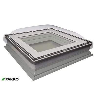 FAKRO DXC-C P2 Fixed Shut Flat Roof Window - All Sizes - Fakro Roofing