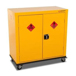 Hazardous Mobile Storage Cupboard HMC1 & HMC2 - Armorgard Tools and Workwear