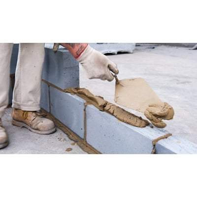 Image of H+H Celcon Standard Aerated Concrete Block 7.3N - 100mm x 440mm x 215mm - Celcon Building Materials