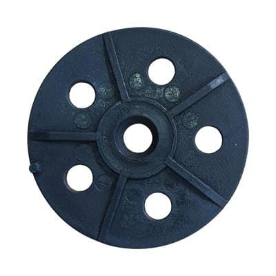 Plastic Insulation Discs x 50mm (Bag of 100)