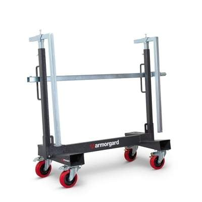 Loadall Board Handling Trolley LA750-PRO - Armorgard Tools and Workwear
