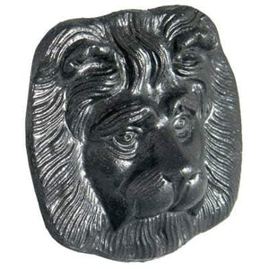 Gutter Motif Lions Head Cast Iron Effect - All Sizes - Floplast Drainage