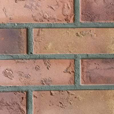 New Kingsville Red Multi Facing Brick 65mm x 215mm x 102.5mm (Pack of 528) - BDN Building Materials