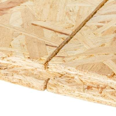 18mm OSB3 Tongue & Groove 1200mm x 600mm - Build4less Timber