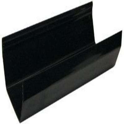 Square Gutter 114mm Black