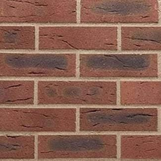 Tuscan Red Multi Facing Brick 65mm x 215mm x 103mm (Pack of 430) - Wienerberger Building Materials