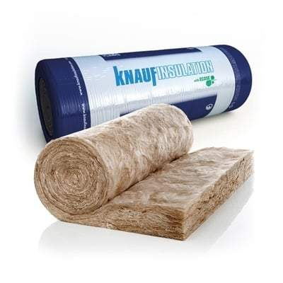 Knauf Earthwool Acoustic Roll - All Sizes - Knauf Earthwool Insulation