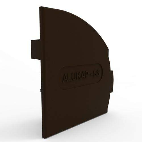 Alukap-SS Wall & Eaves Beam Endcap RH - All Colors
