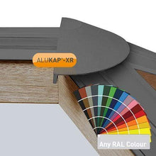 Load image into Gallery viewer, Alukap-XR Roof Lantern Radius End Cap - All Colors