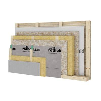 Barrier Alu 150 - All Sizes - Rothoblaas Membranes