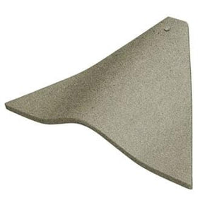 Marley Concrete Plain Bonnet Hip Tiles - All Colours - Marley Roofing