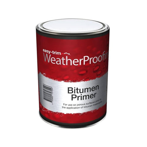 Image of Easy Proof Bitumen Primer - All Sizes - Easy Trim Roofing