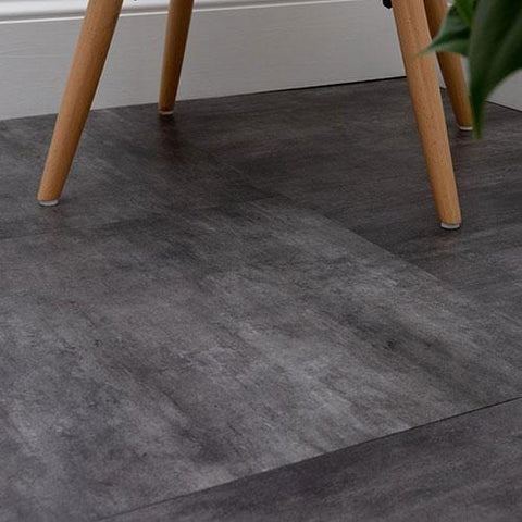 Image of SISU Dryback Vinyl Flooring - Black Slate