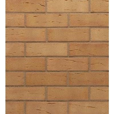Golden Buff Brick 65mm x 215mm x 102.5mm (Pack of 390) - Wienerberger Building Materials
