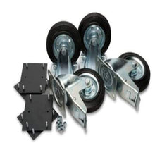 "Load image into Gallery viewer, 6"" Casters (supply only) c/w fixing kit - Armorgard Tools and Workwear"