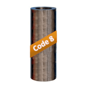 Lead code 8 Roofing Flashing Rolls - 3m - All Widths