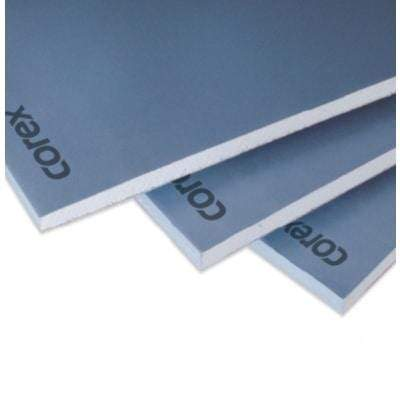 COREX Sound Plasterboard - 2.4m x 1.2m x 15mm TE (Pallet Of 60 Sheets) - Corex Insulation Board