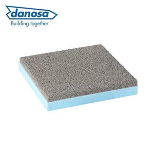 Danolosa 75mm XPS Concrete Slab Grey - 500mm x 500mm - Danosa Building Materials
