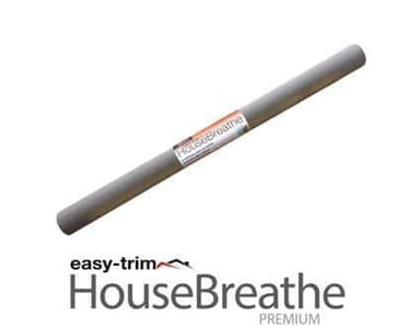 House Breathe Grey W2 - All Sizes - Easy Trim Building Materials