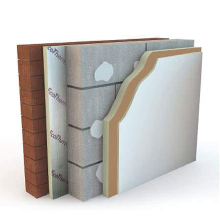 Eco-Liner 82.5mm - Ecotherm Building Materials