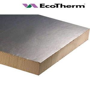 Ecotherm Eco-versal 75mm 2.4m x 1.2m - Ecotherm Insulation